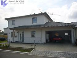 Doppelgarage walmdach  Knoll und Vihl Immobilien Augsburg